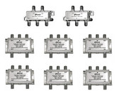Pixel Technologies 24-way splitter system kit for satellite radio commercial services