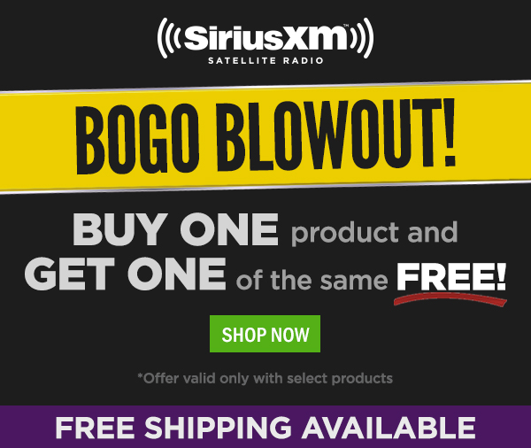 BOGO blowout