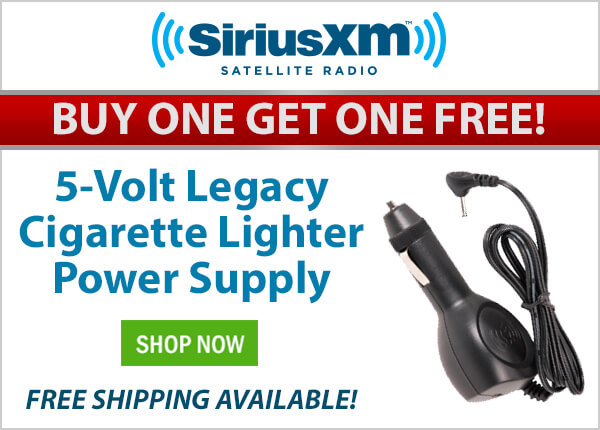 Buy One Car Power Supply Get One Free